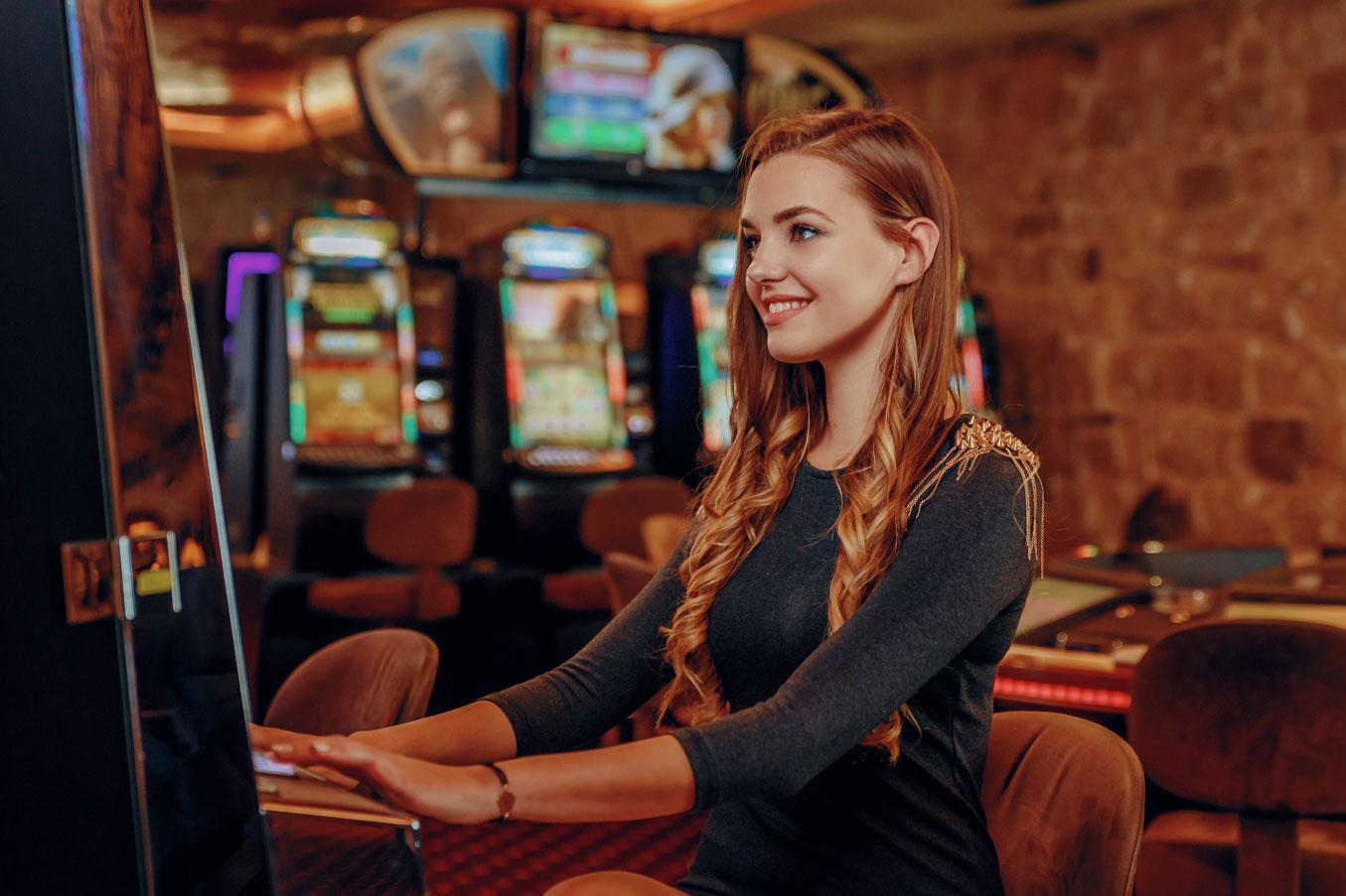 Casino Pasha - Portret