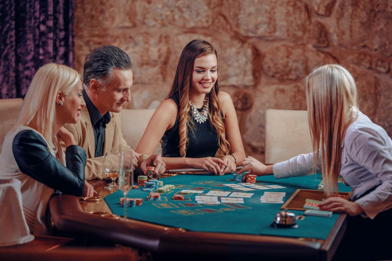 Casino Pasha - Portret 1